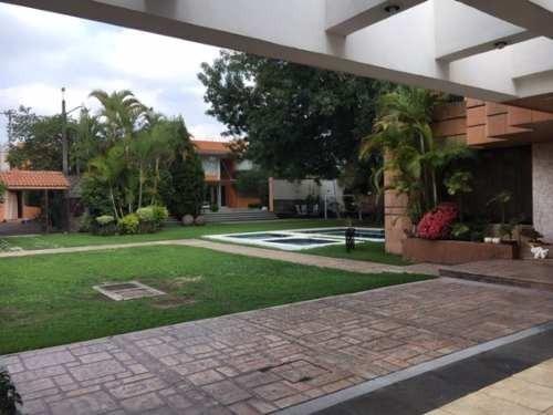 Casa En Condominio En Chamilpa / Cuernavaca - Ber-539-cd