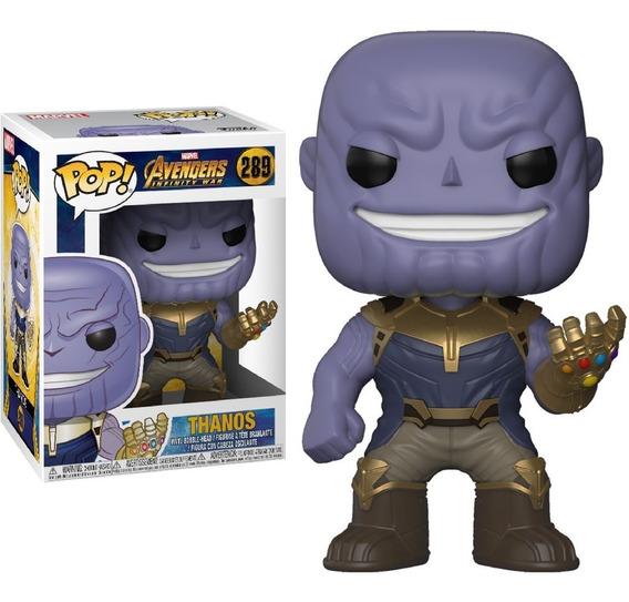 Funko Pop Thanos (289) Marvel Avenegrs Infinity War Disney