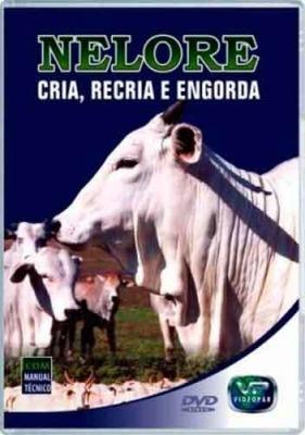 Dvd Nelore O Manejo Atual - Frete Grátis!!!