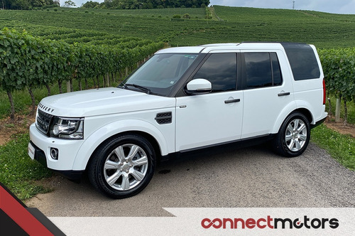 Land Rover Discovery Se Sdv6 - 2014