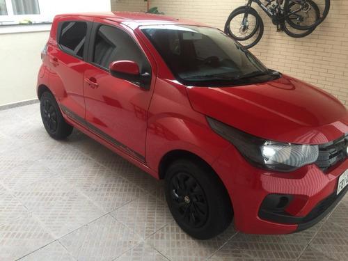 Fiat Mobi Firefly Drive 2019 Unica Dona Baixa Km Completo