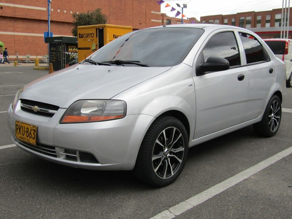 Chevrolet Aveo Five Mt 1600 Aa 16v