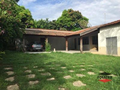 Chácara Residencial À Venda, Vale Da Cigarra, Santa Bárbara D