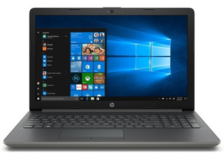 Notebook I3 15-da0057la 4g1t W10 Ce Hp