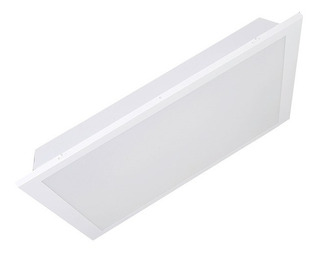4 Paneles Led Plafon 60x60 4000 Lm 45w 48w Embutir Frio