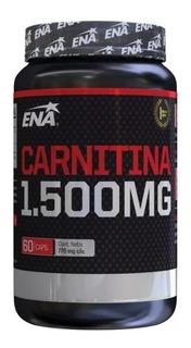 Carnitina Pro Burn Ena Caps. X 60