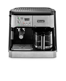 Delonghi Bco430 Combination Pump Espresso Y 10cup Drip Coffe