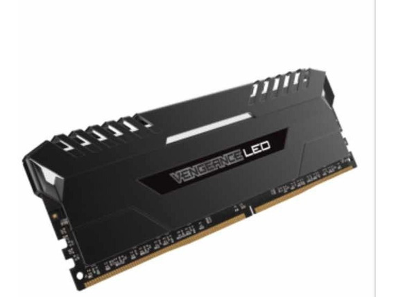 Memória Ddr4 Corsair Vengeance 2x8gb, Led White Nf