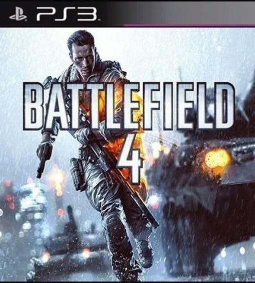 Battlefield 4 Bf4 Ps3 Português Dublado Play3 Jogo Comprar