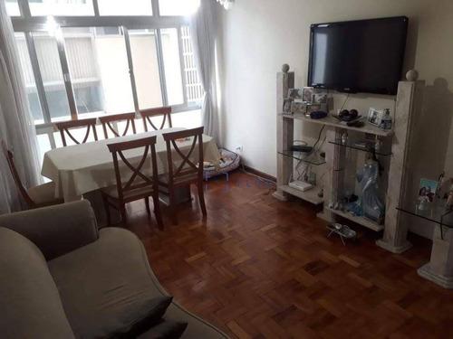 Apartamento 89m², 2 Dormitorios,  1 Vagas - Vila Monumento - Ap10884