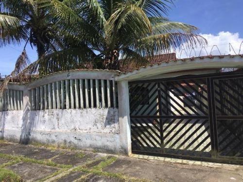 Imagem 1 de 14 de Casa Itanhaém Lado Praia 450 Metros Do Mar Edicula, 3 Vagas