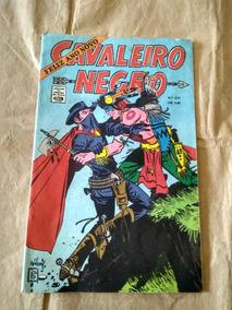 Cavaleiro Negro Nº 237 - Anos 70 - Rio Gráfica - Faroeste