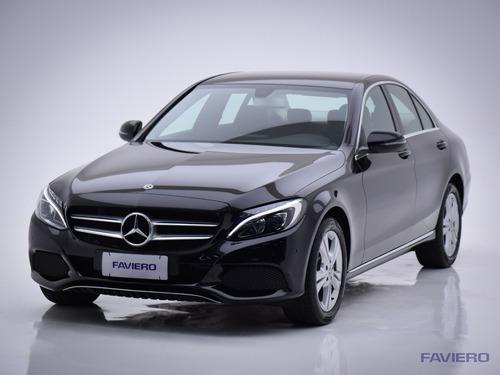 Imagem 1 de 14 de  Mercedes-benz Classe C 180 Exclusive Flexfuel