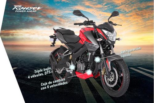 Rouser Ns 200  -  Nueva Bajaj - 2020