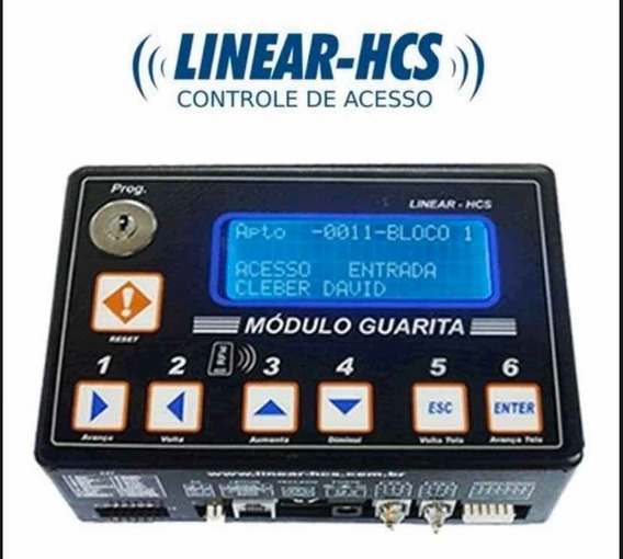 Módulo Guarita Ip Hcs Linear