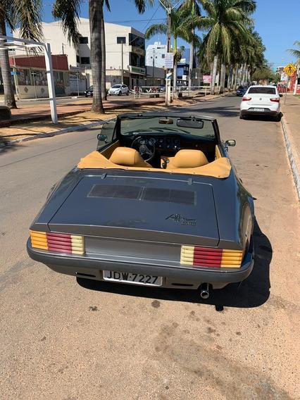 Vendo Puma Conversível 1981 -