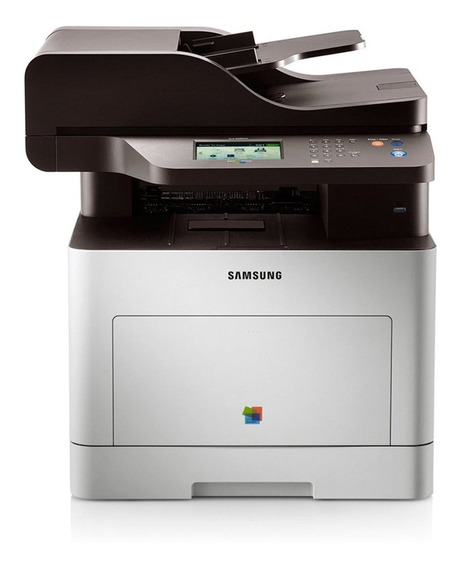 Impressora Multifuncional Laser Colorida Samsung Clx-6260
