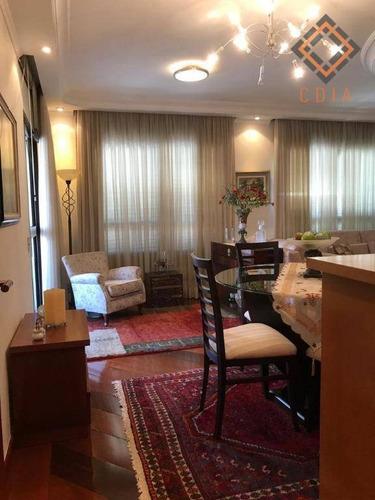 Apartamento Com 3 Dormitórios À Venda, 154 M² Por R$ 2.005.000,00 - Vila Mascote - São Paulo/sp - Ap52022