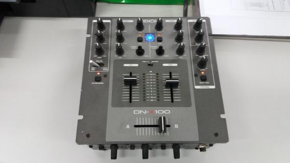 Mixer Denon Dn X100.