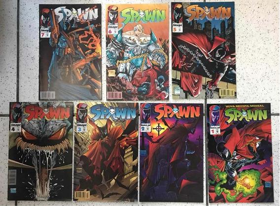 Gibis Spawn - 19 Volumes