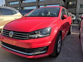 Volkswagen Vento 1.6 Comfortline Mt 2017 Credito+garantia!