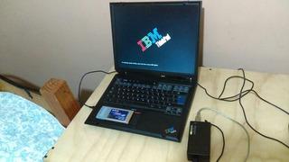 Ibm R40 Pentium 4. Dvd Pantalla 15. 40gb Disco Duro