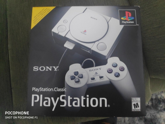 Playstation 1 Versão Classic