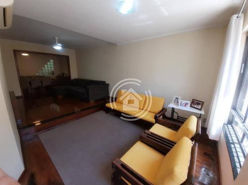 Imagem 1 de 14 de Casa À Venda, 171 M² Por R$ 580.000,00 - Jardim Monumento - Piracicaba/sp - Ca0616