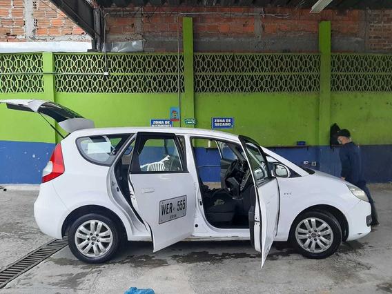 Jac B Croos 5 Puertas Blanco Servicio Publico Gas Y Gasolina