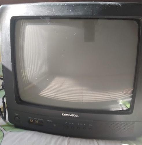 Televisor Daewoo 14 Para Reparar O Repuesto (solo P/la Zona)