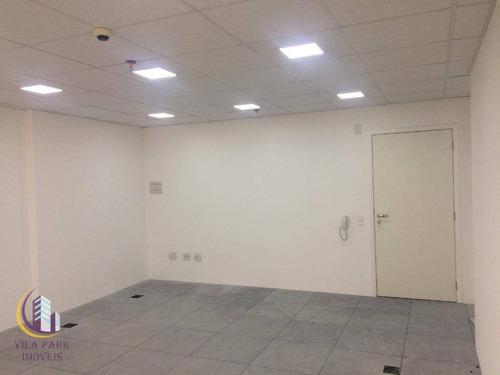 Sala, 44 M² - Venda Por R$ 240.000,00 Ou Aluguel Por R$ 1.300,00/mês - Vila Yara - Osasco/sp - Sa0033