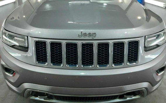 Jeep Grand Cherokee 3.6 Overland 286hp At 2014 Udño Perm Fin
