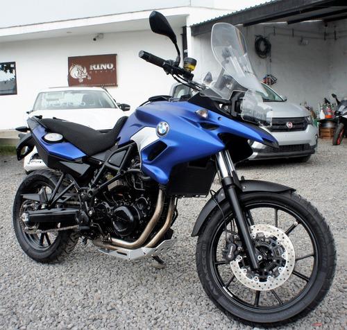 Bmw F 700 Gs 2015 Azul