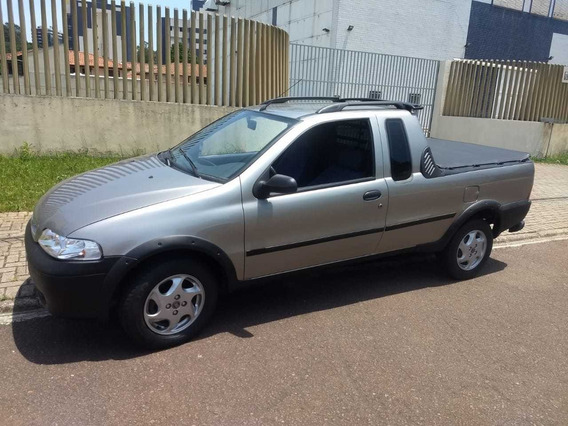 Fiat Strada 1.5 Working Ce 2p Gasolina 2002