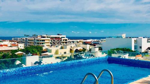 Imagen 1 de 11 de 2 Recamaras Excelente Ubicación Playa Del Carmen P1990