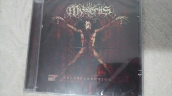 Cd - Mysteriis: Hellsurrection