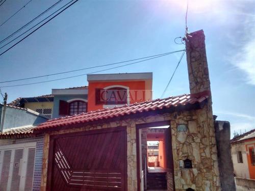 Imagem 1 de 15 de Sobrado Triplex Com Quintal E Churrasqueira - 4874