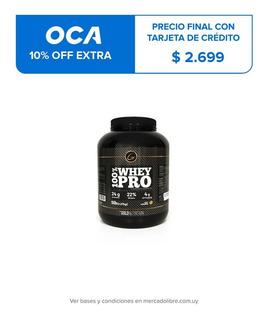 100% Whey Pro 5lb Vainilla