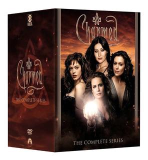 Hechizeras Serie Completa Temporas 1-8 Boxset Dvd Envio Dhl
