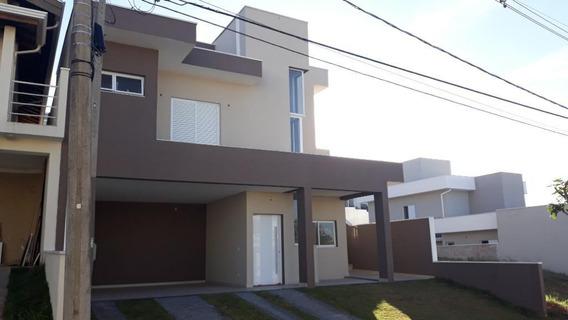 Casa Com 4 Dormitórios À Venda, 256 M² Por R$ 890.000 - Condomínio Villagio Di Napoli - Valinhos/sp - Ca2098