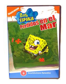 Bob Esponja Perdidos En El Mar (dvd) Nuevo