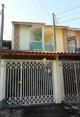 Sobrado Com 2 Dormitórios À Venda, 75 M² Por R$ 370.000,00 - Vila Dalila - São Paulo/sp - So0921