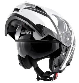Capacete Givi X21 Globe Preto/branco