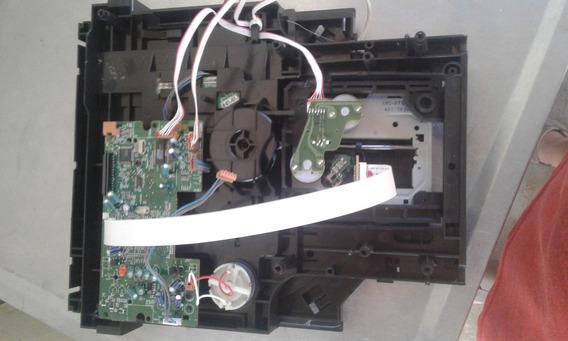 Mecanismo Completo Do Som Mcd212