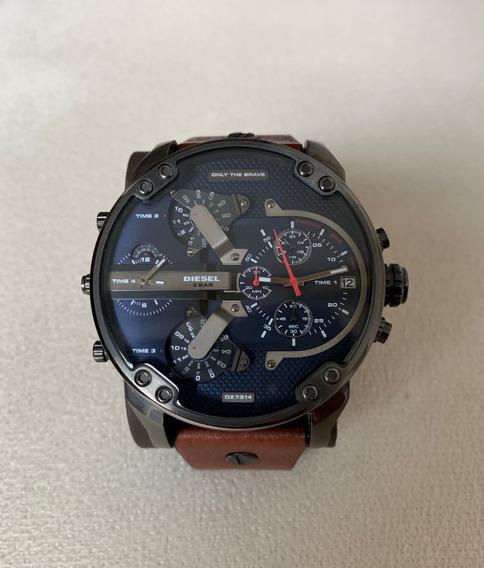 Relógio Diesel Dz7314 Original