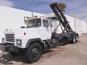 Roll Off Recolector Sobre Camion Mack Rd690 Torton Rolloff