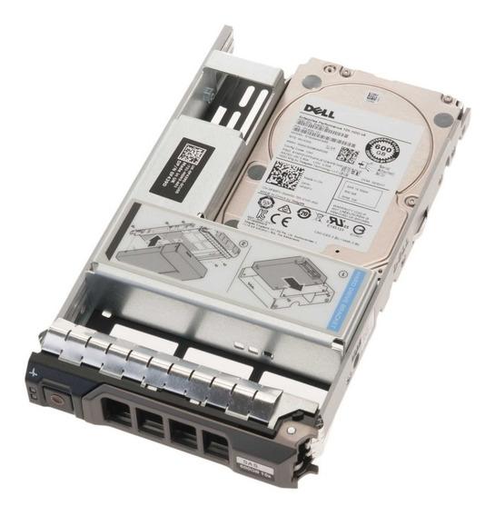 Hd Servidor Dell 600gb 10k Sas 3.5 Serie T/r430/440 400-ajph