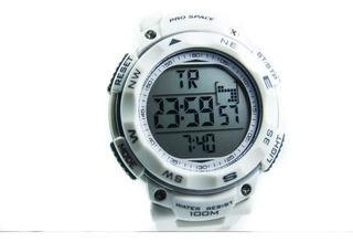 Reloj Hombre Digital Prospace Pacer Sumergible Cuenta Pasos
