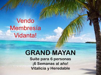Membresía Tiempo Compartido Hotel Vidanta Grand Mayan Palace