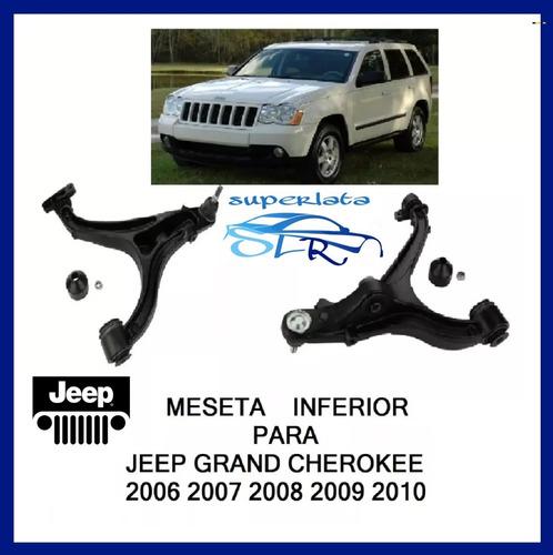 Meseta Inferior Jeep Grand Cherokee 2006 2007 2008 2009 2010